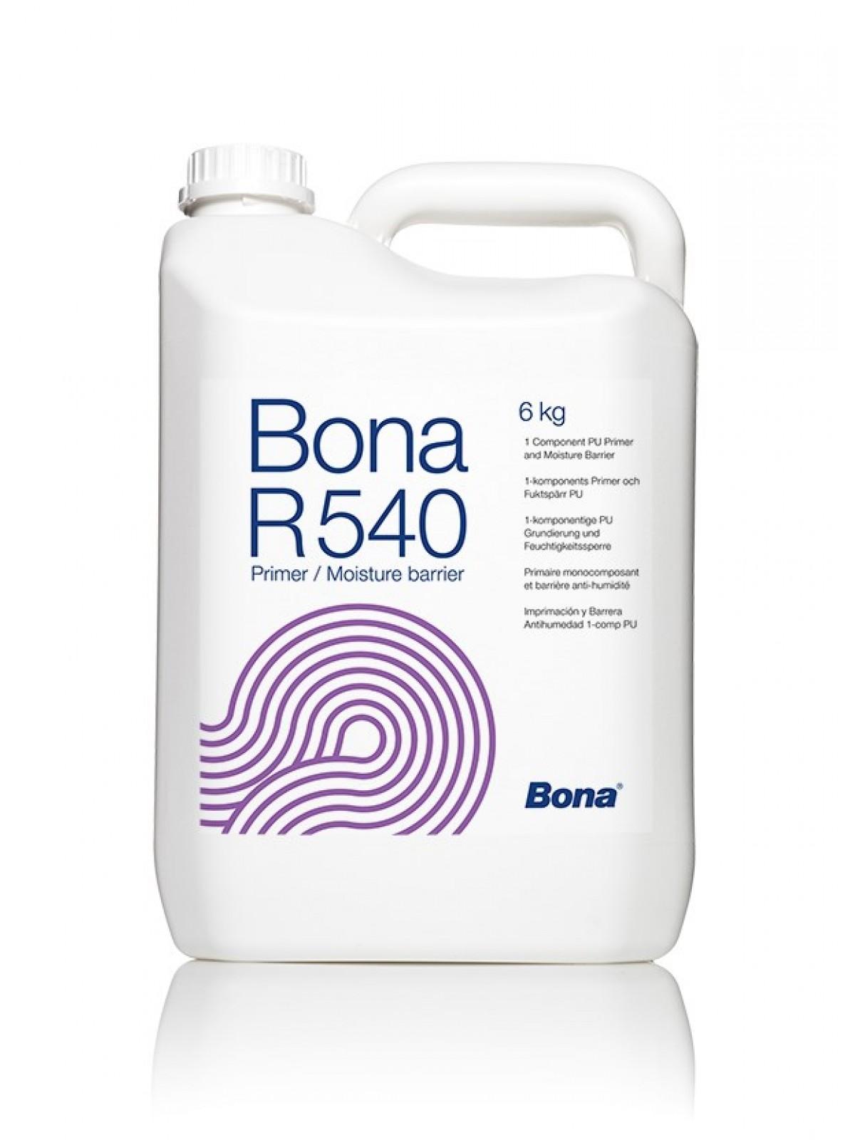 Rasina poliuretanica Bona R540 6kg