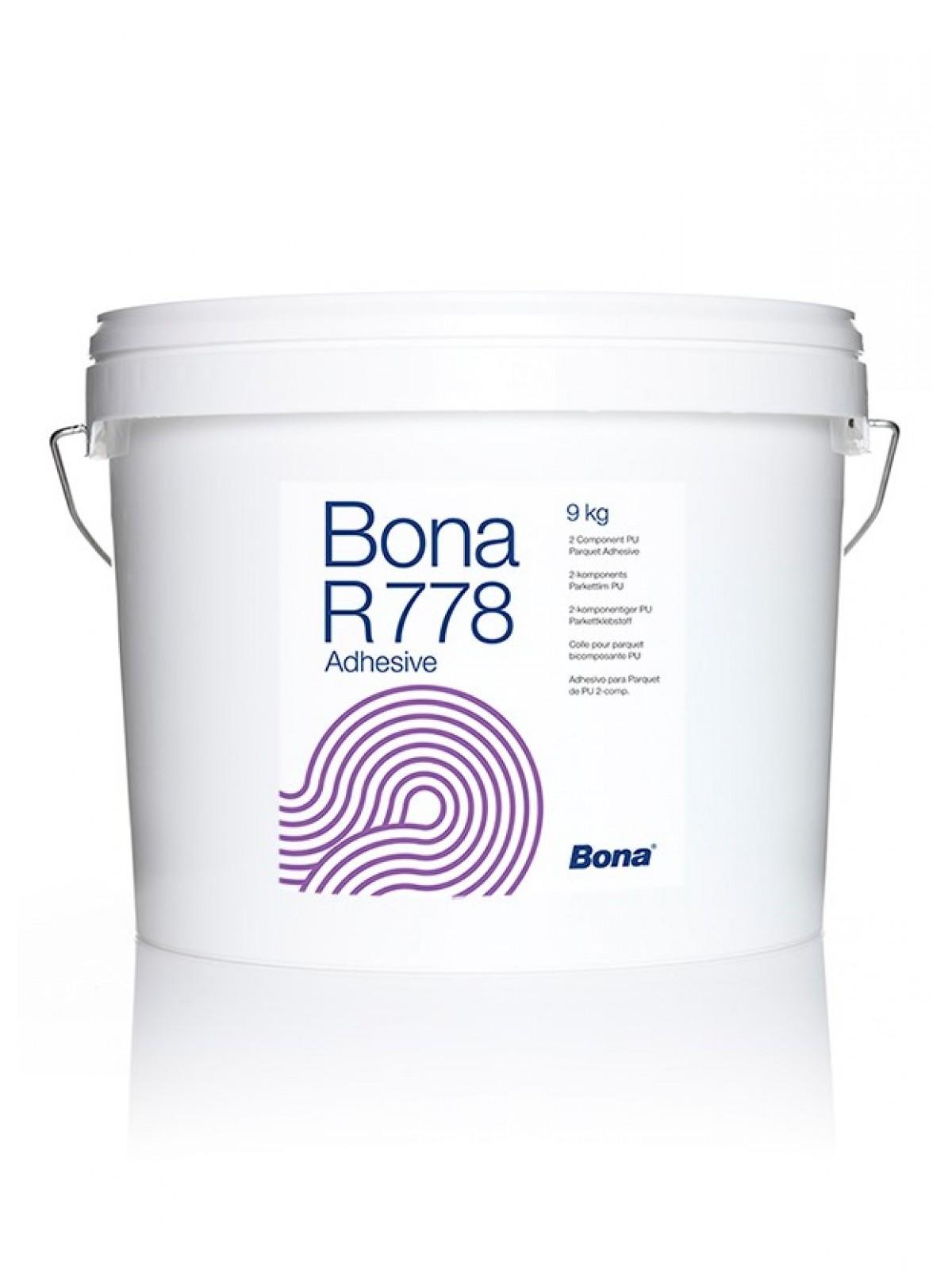 Adeziv poliuretanic Bona R778 10kg