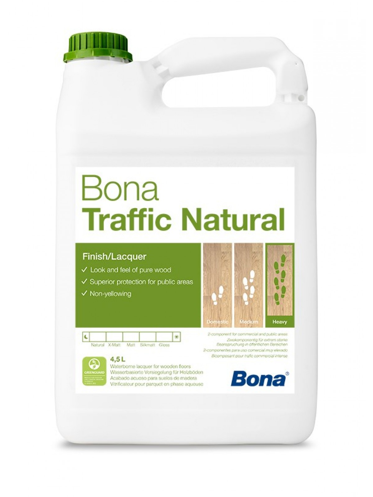 Lac Bona Traffic Natural 4.95l