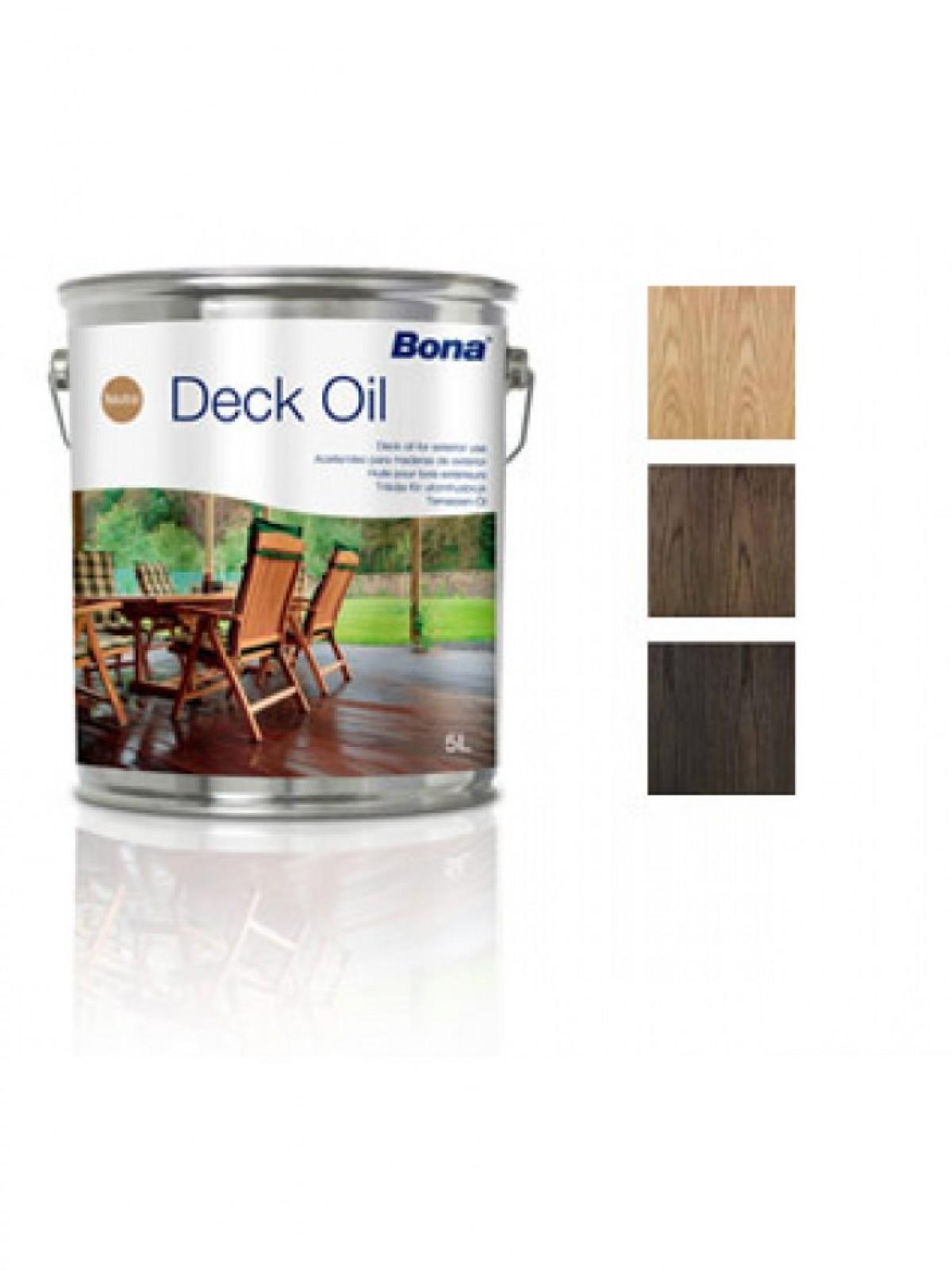 Ulei pentru exterior Bona Decking Oil