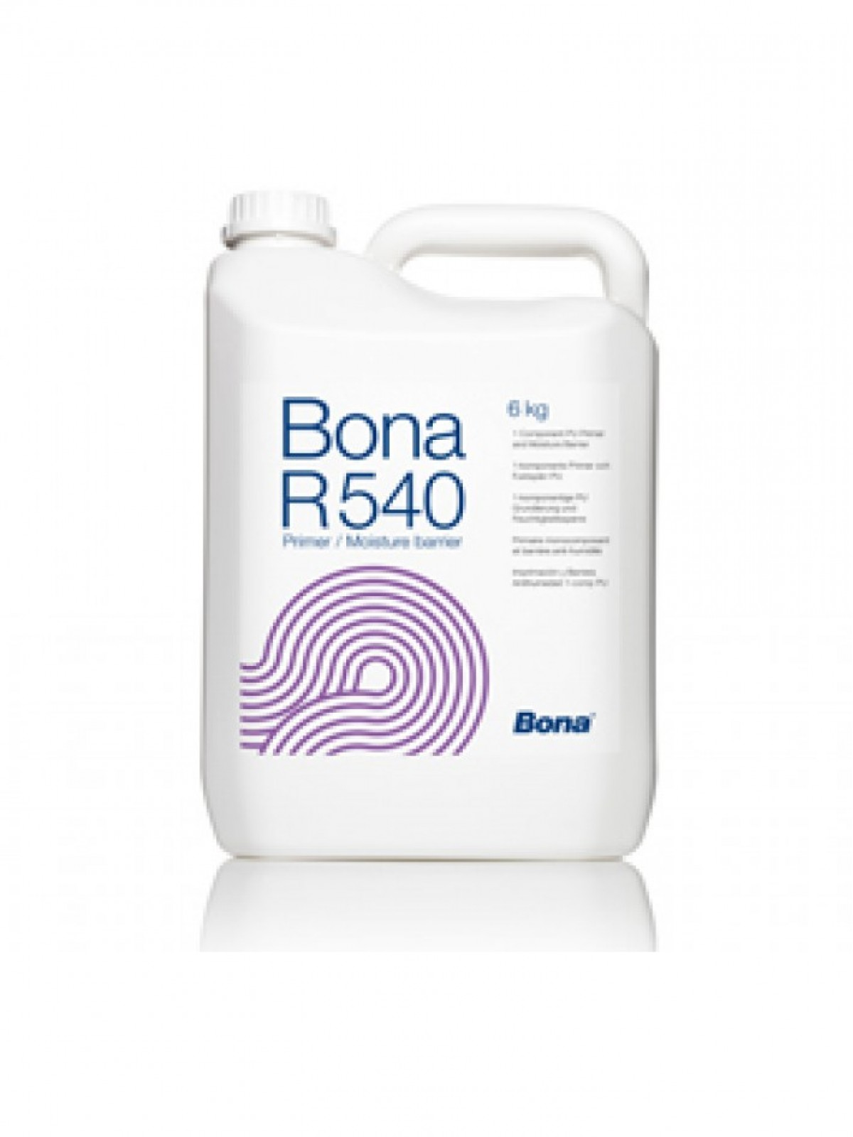 Amorsa poliuretanica Bona R540