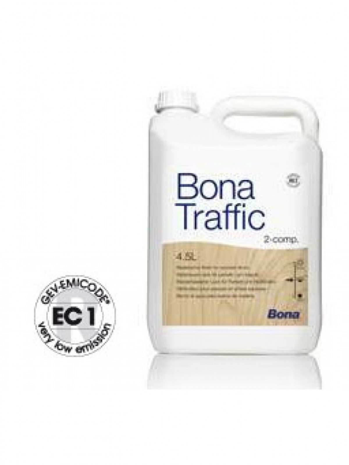 Lac poliuretanic bicomponent Bona Traffic