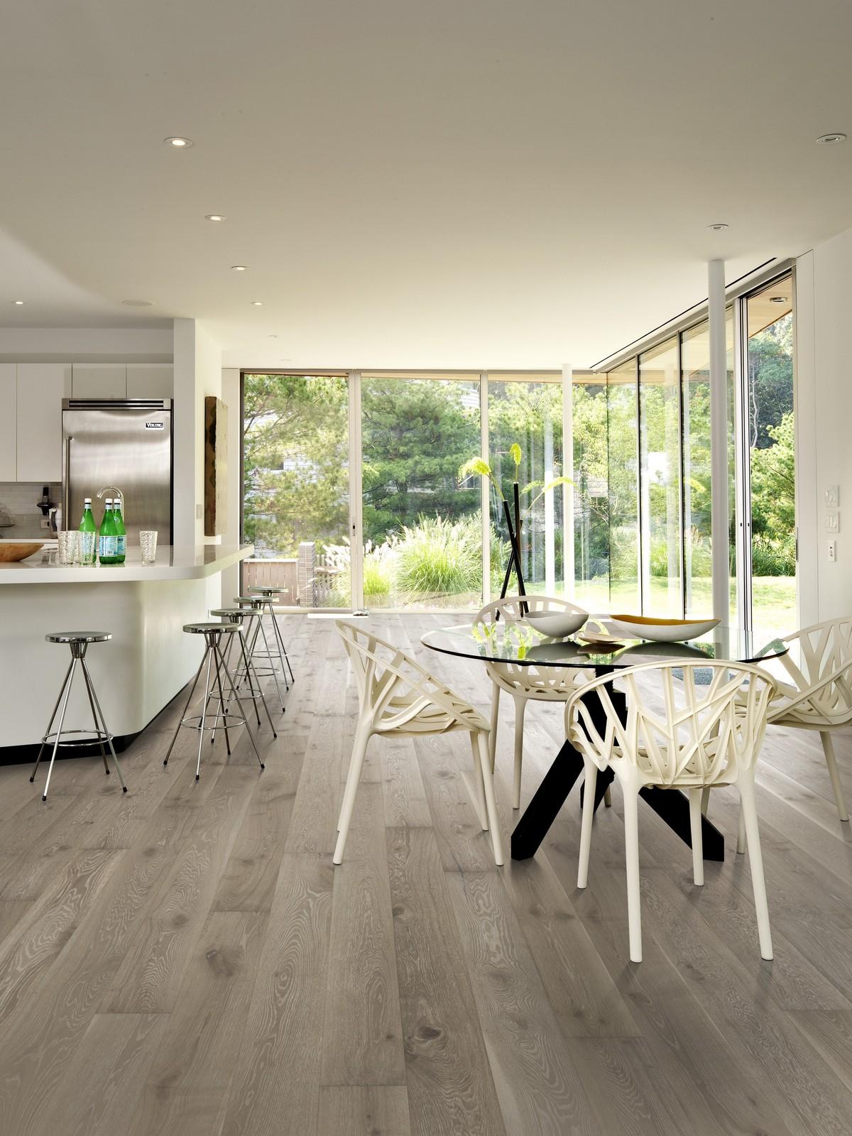 Parchet triplustratificat Stejar Nouveau Gray