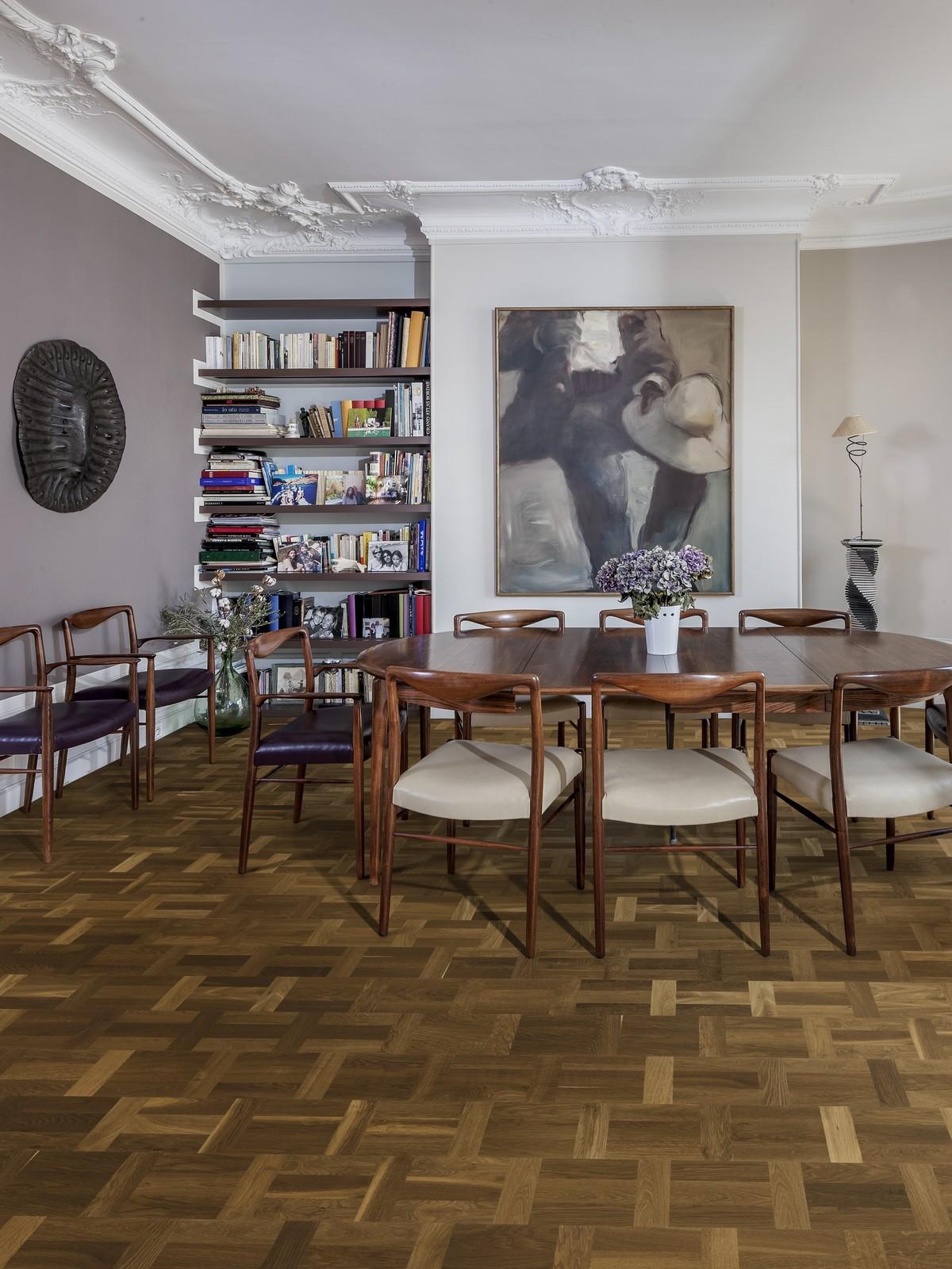 Parchet triplustratificat Stejar Palazzo