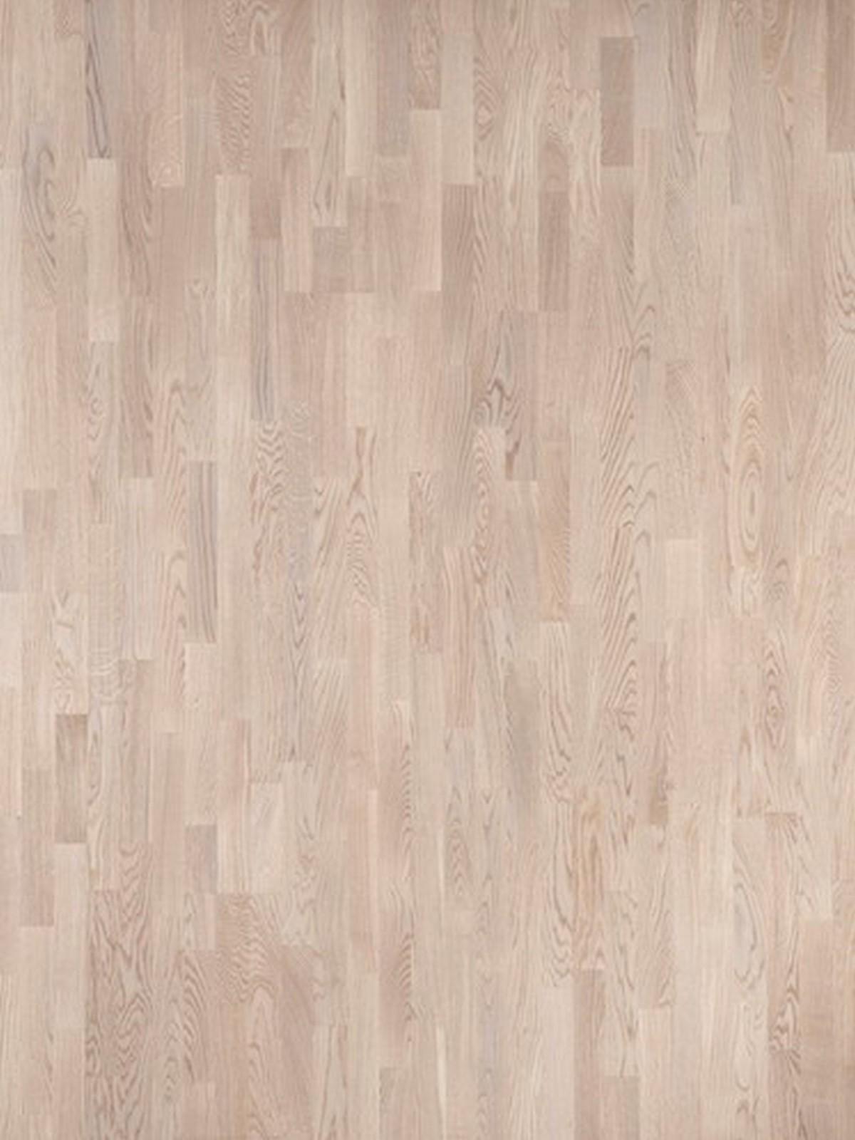 Parchet triplustratificat Stejar Tundra White Matt