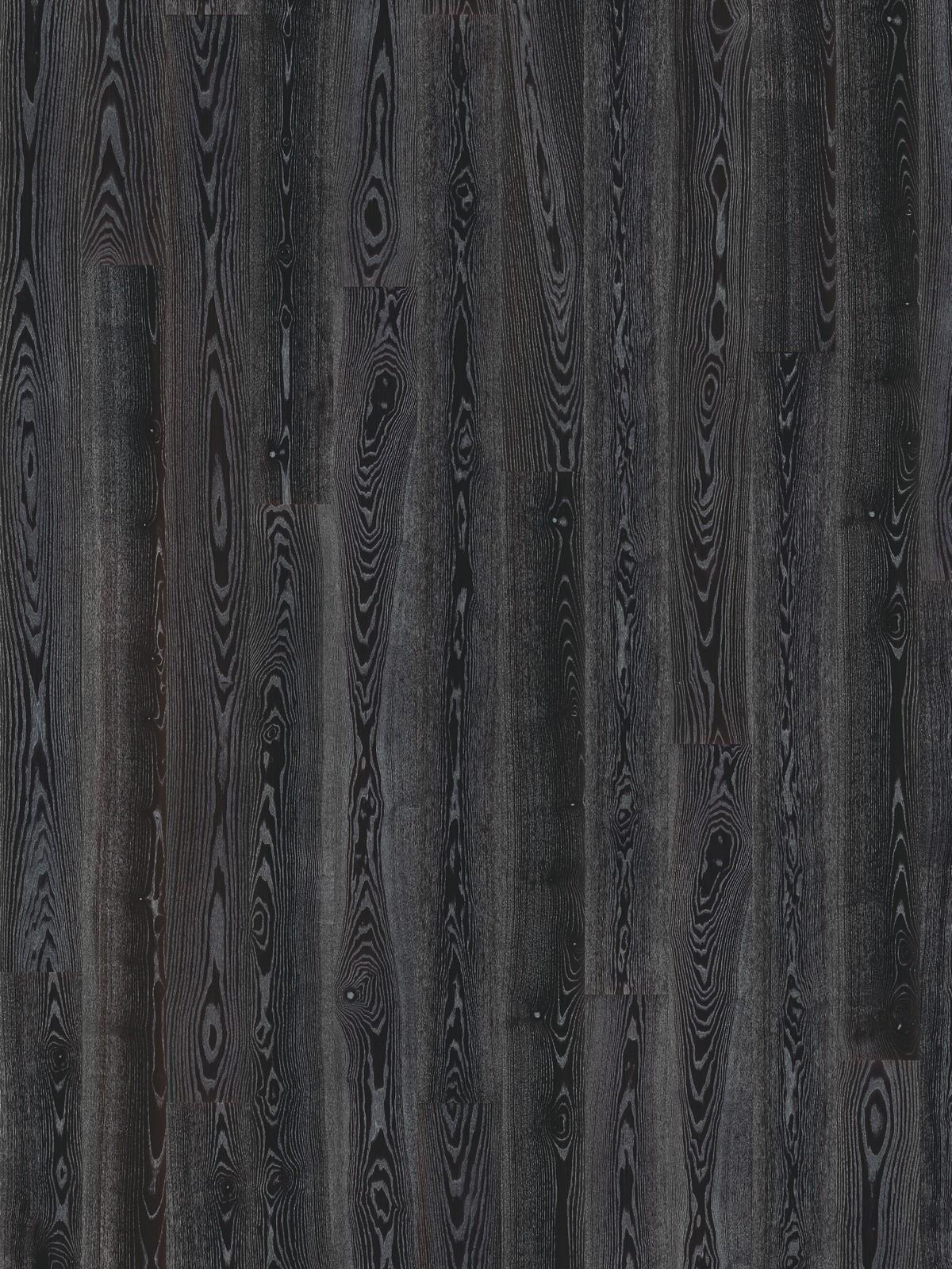 Parchet triplustratificat Frasin Black Silver